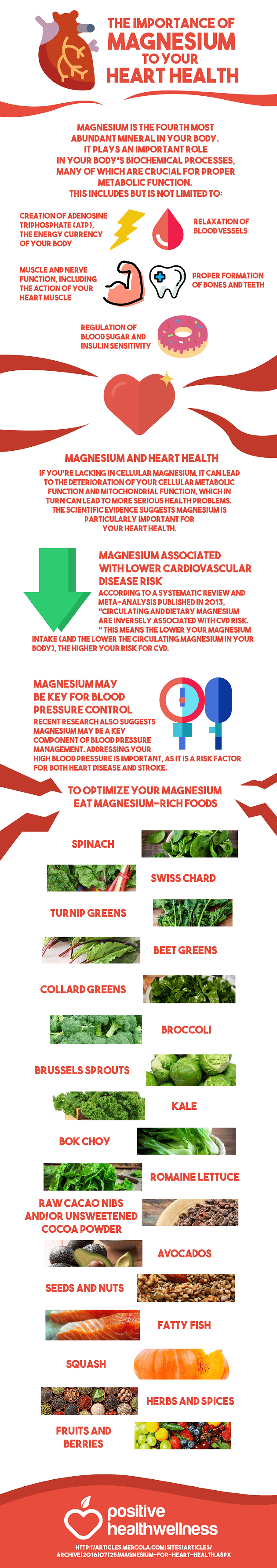 The Importance of Magnesium to Your Heart Health