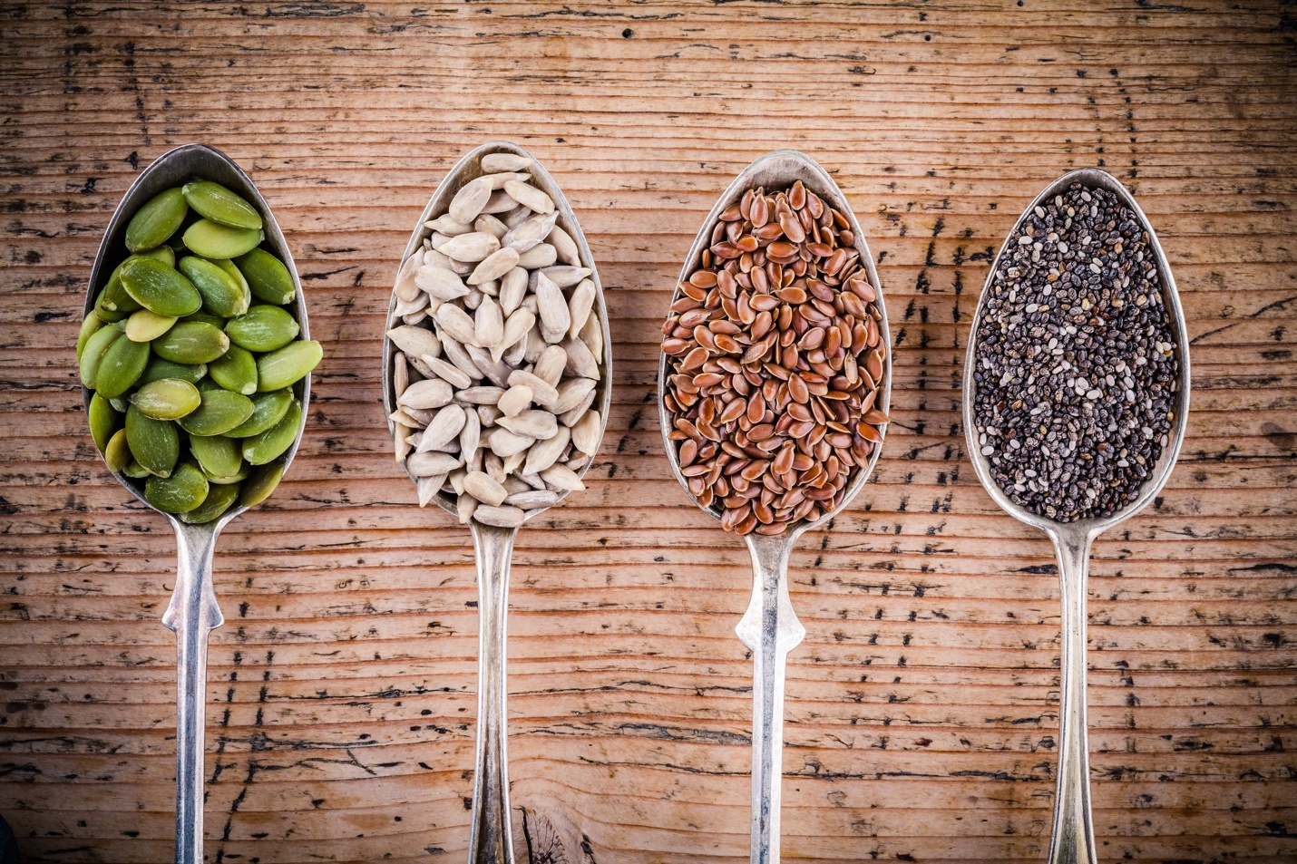 seeds - Top 20 Natural Foods To Help You Manage Your Diabetes Effectively