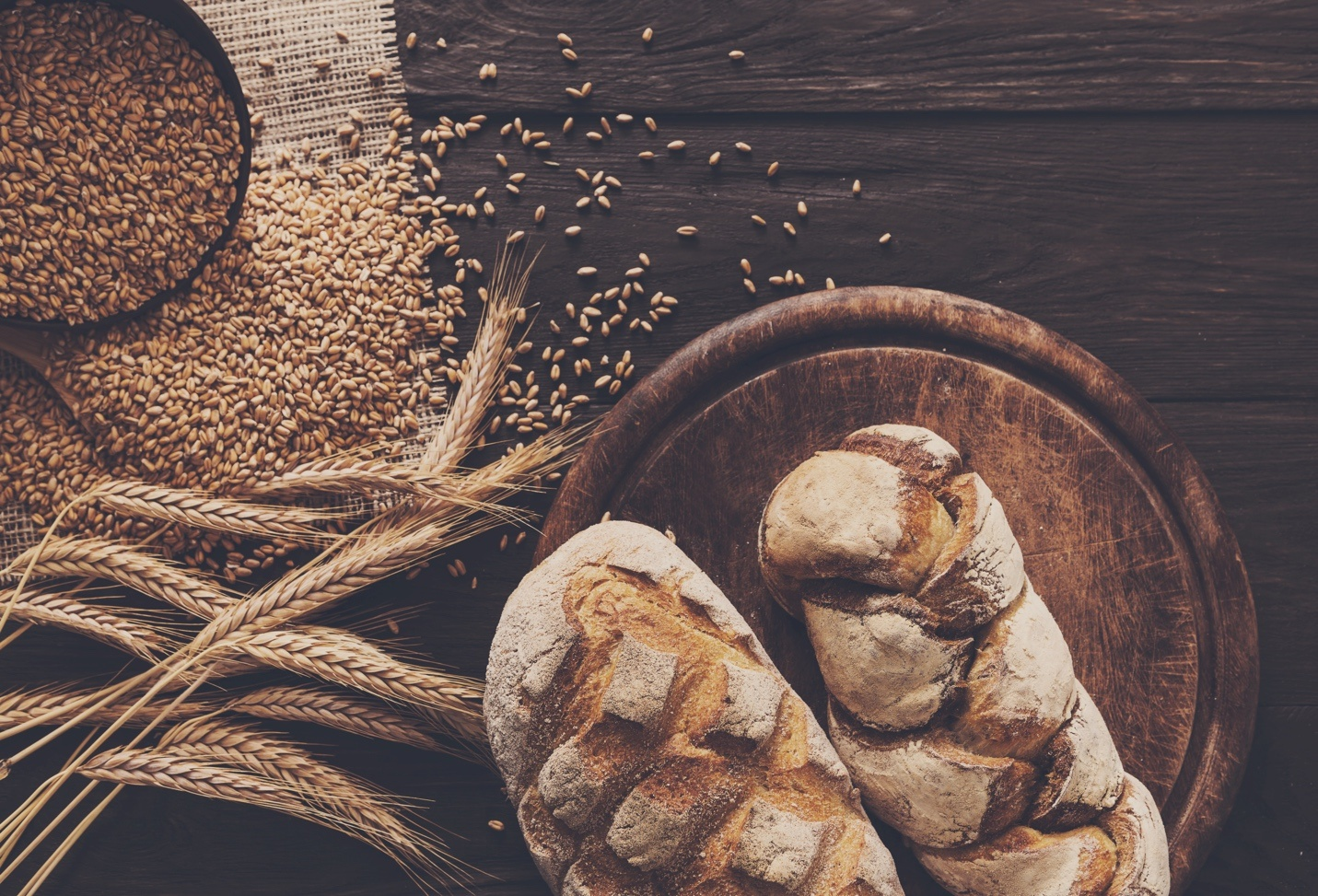 whole grain bread - Top 20 Natural Foods To Help You Manage Your Diabetes Effectively