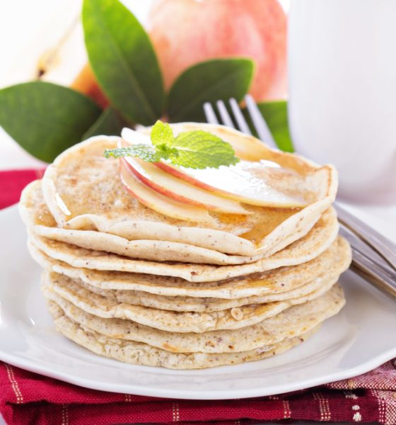 10 Vegan pancake Recipes to Fill Your Mornings