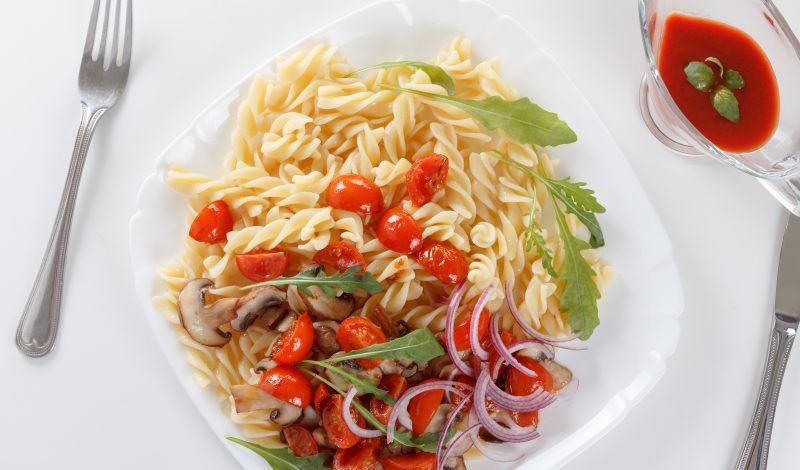 Pasta Food Choices When Craving for Good Carbs