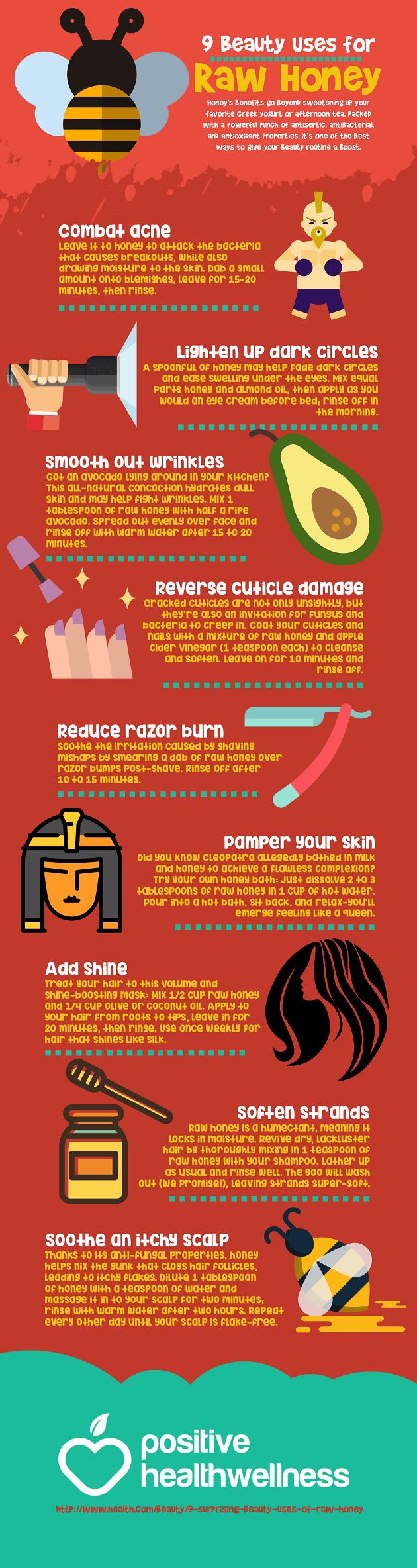9 Beauty Uses for Raw Honey