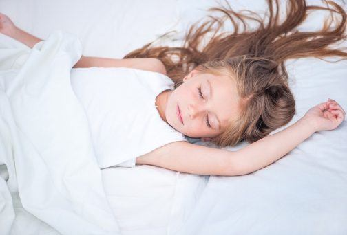 sleep is important to children