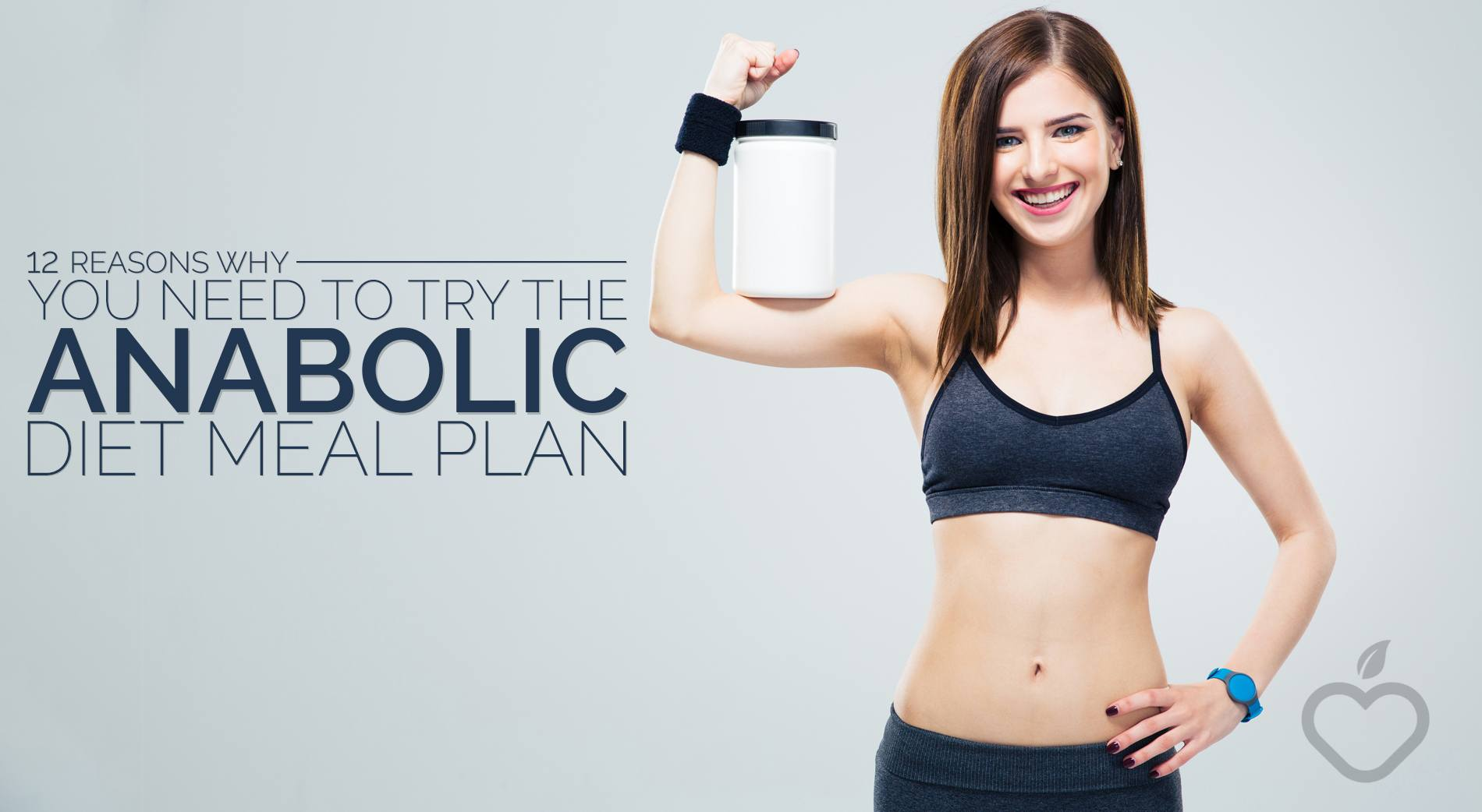 anabolic diet meal plan