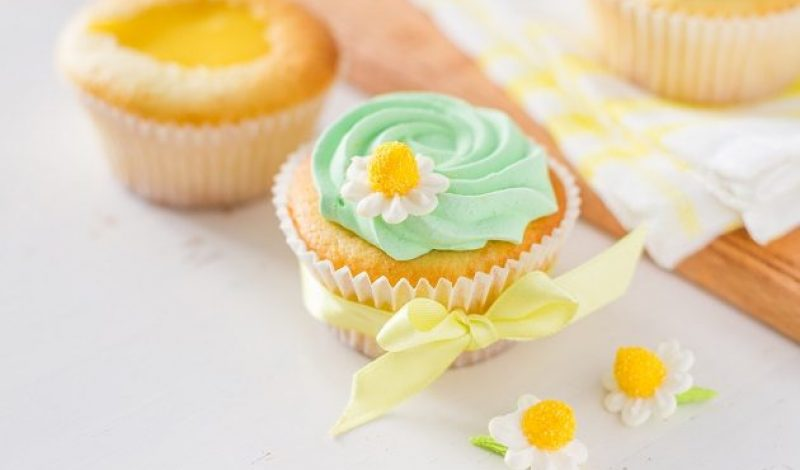12 Spring Cakes And Cupcakes You Can Try At Home