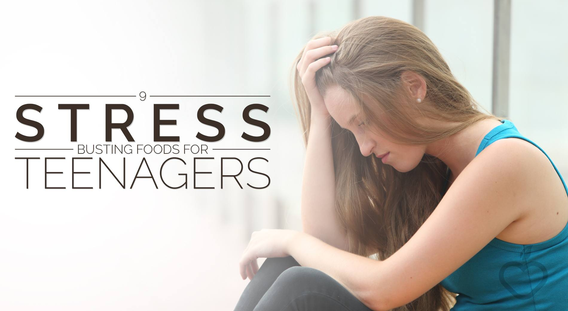 stress in teens Family financial stress can exacerbate these issues, and studies show  about  30% of girls and 20% of boys–totaling 63 million teens–have.