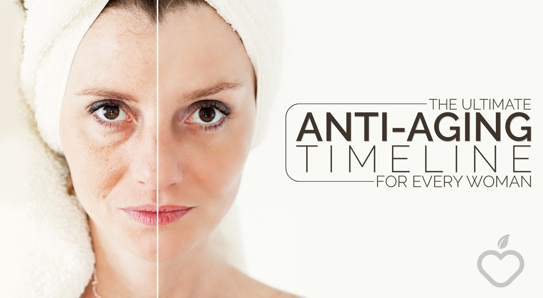 The Ultimate Anti-Aging Timeline For Every Woman