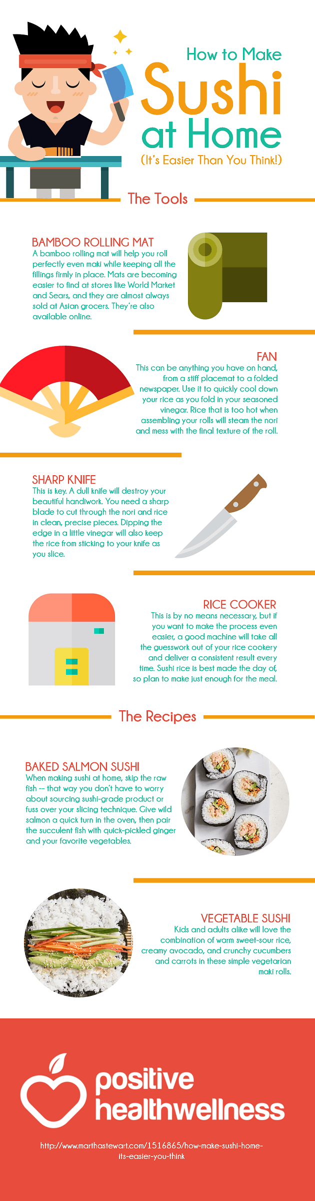 How To Make Sushi At Home (It's Easier Than You Think!)