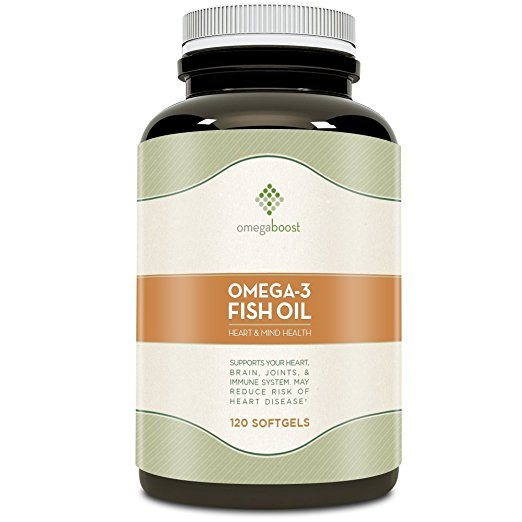 The best fish oil for bodybuilding for Best fish oil supplement 2017