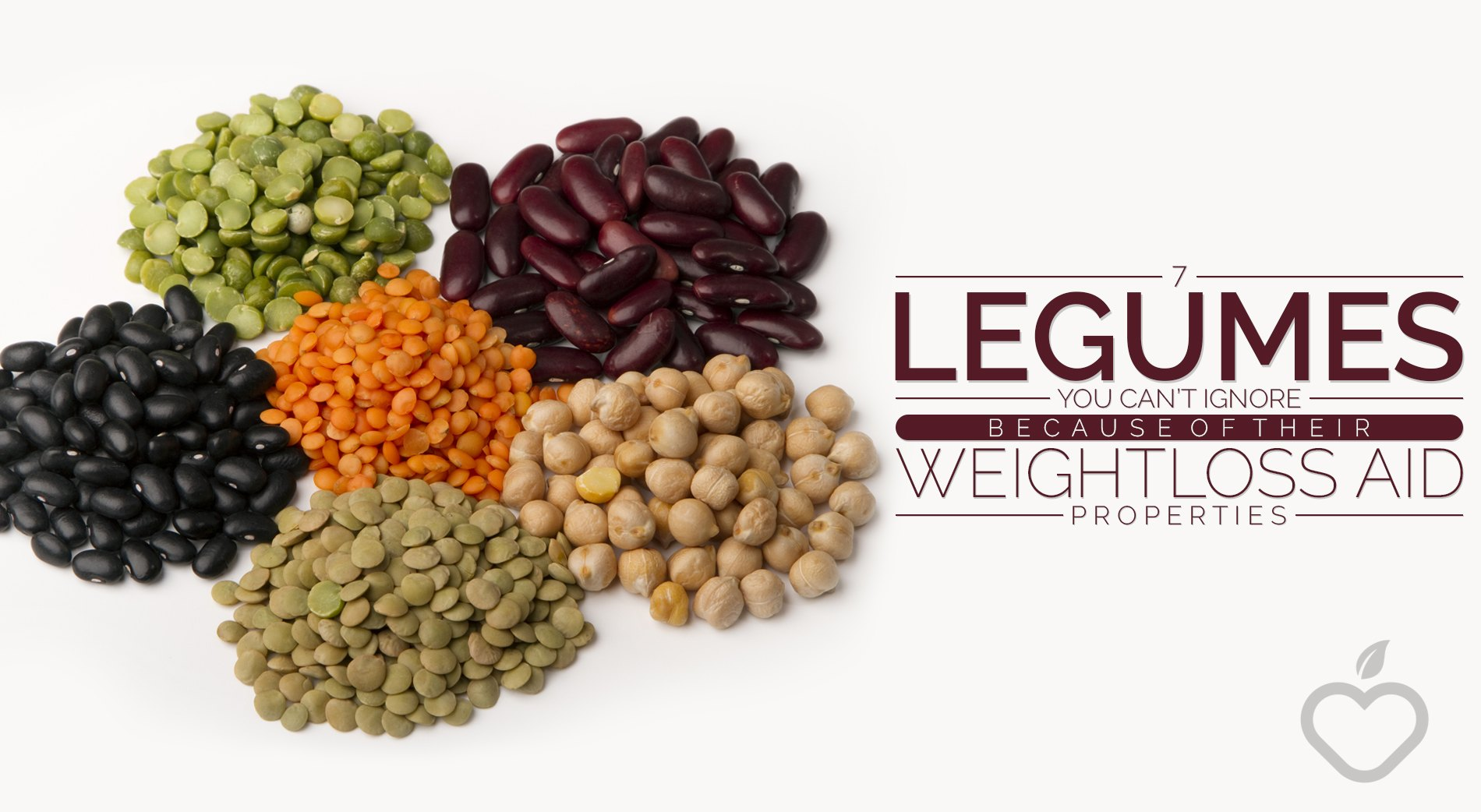 Legumes Image Design 1 - 7 Legumes You Cannot Ignore Because Of Their Weight Loss Aid Properties