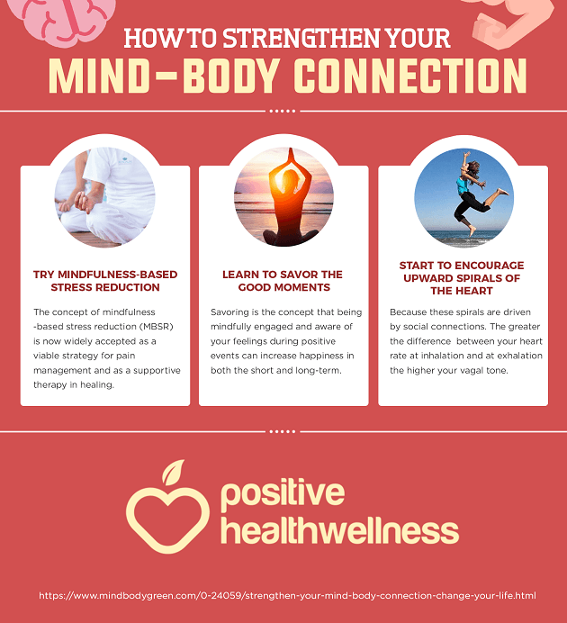 How to Strengthen Your Mind + Body Connection