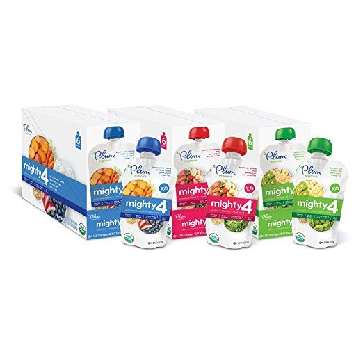 Best Baby Food Pouch System