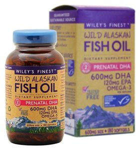 What s the best fish oil brand for pregnant women for Fish oil pregnancy