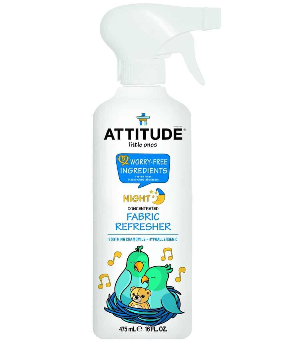 Best Natural Fabric Deodorizer