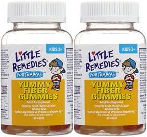 The Best Fiber Supplement For Children
