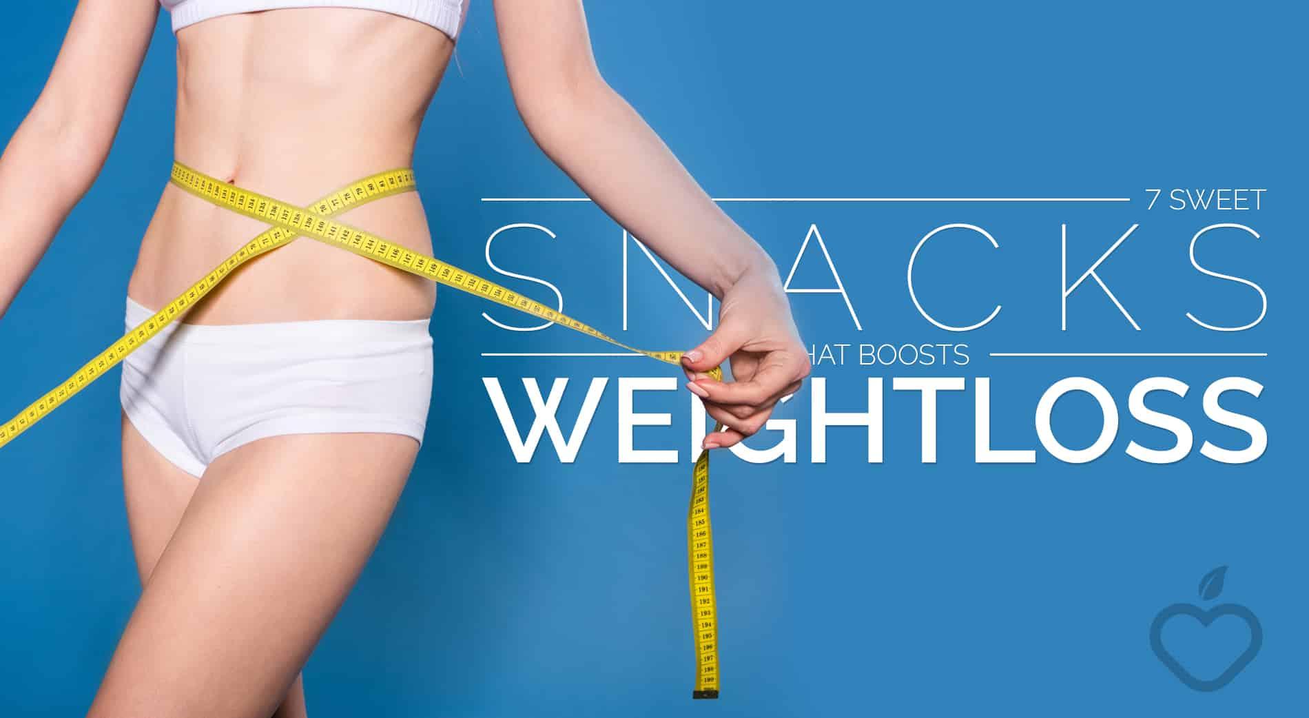 Weightloss Image Design 1 - 7 Sweet Snacks That Boosts Weightloss