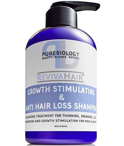 61UsR2MdJpL._SX522_. Purebiology Reviva Hair Growth ...