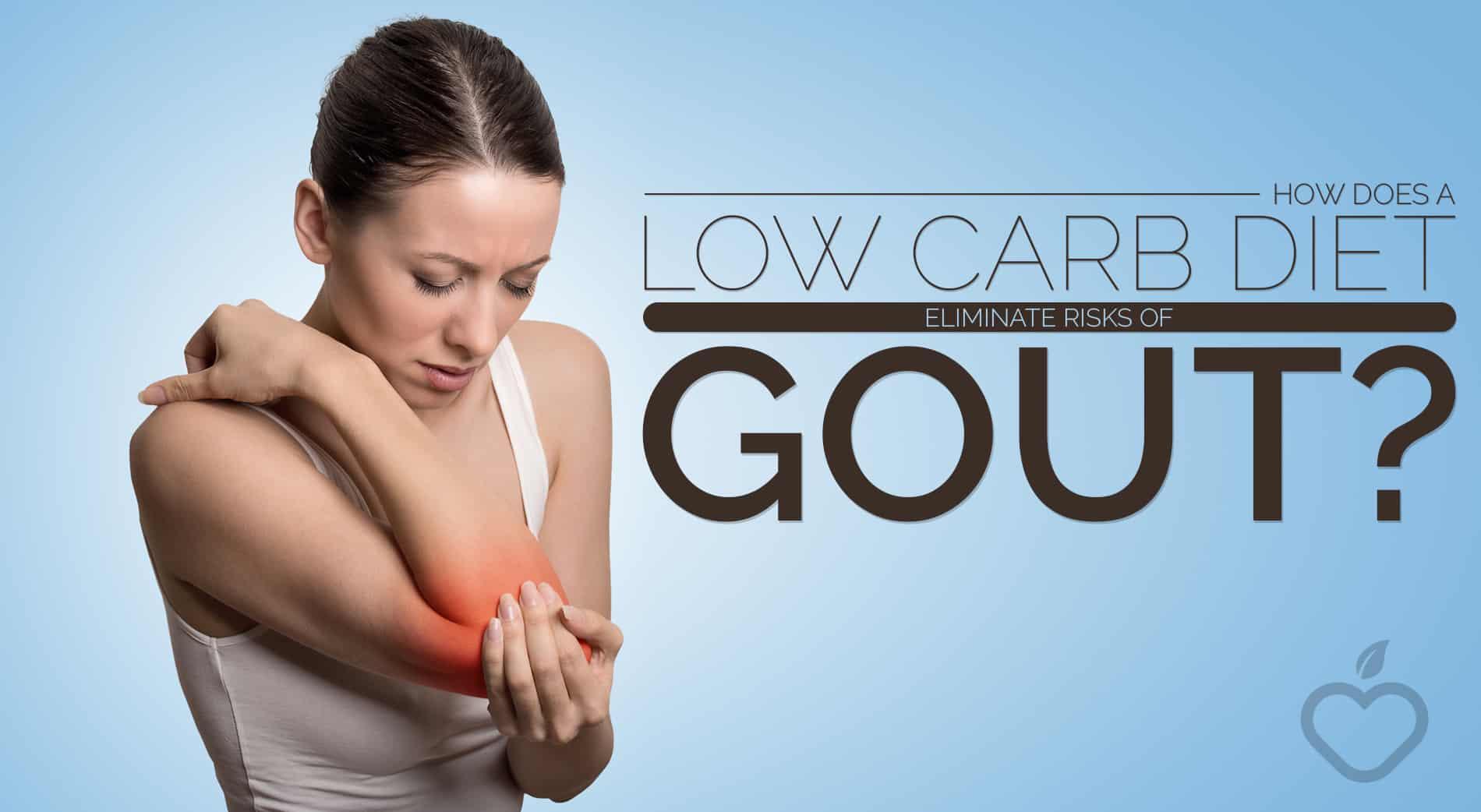 Gout Image Design 1 - How Do a Low-Carb Diet Eliminate Risks of Gout?