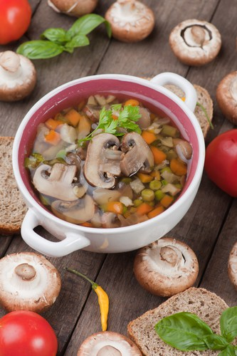 Sweet Potato Root Vegetable Winter Broth - 6 Easy Homemade Broths for Your Winter Soup Bases
