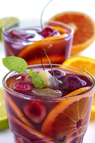 recipe 6 - 7 Non-Alcoholic Drinks for Weekend Parties