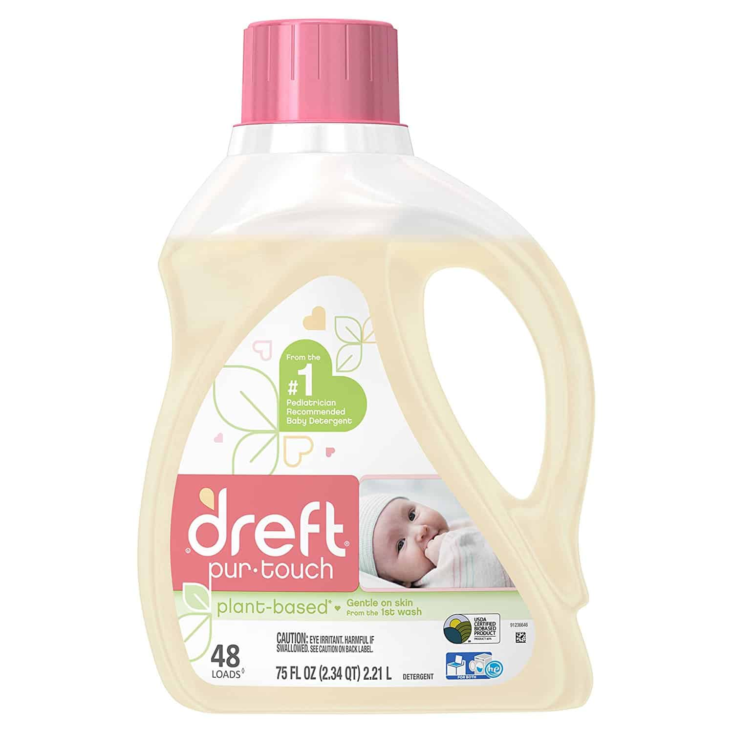 The Best Hypoallergenic Laundry Detergent for Baby Clothes