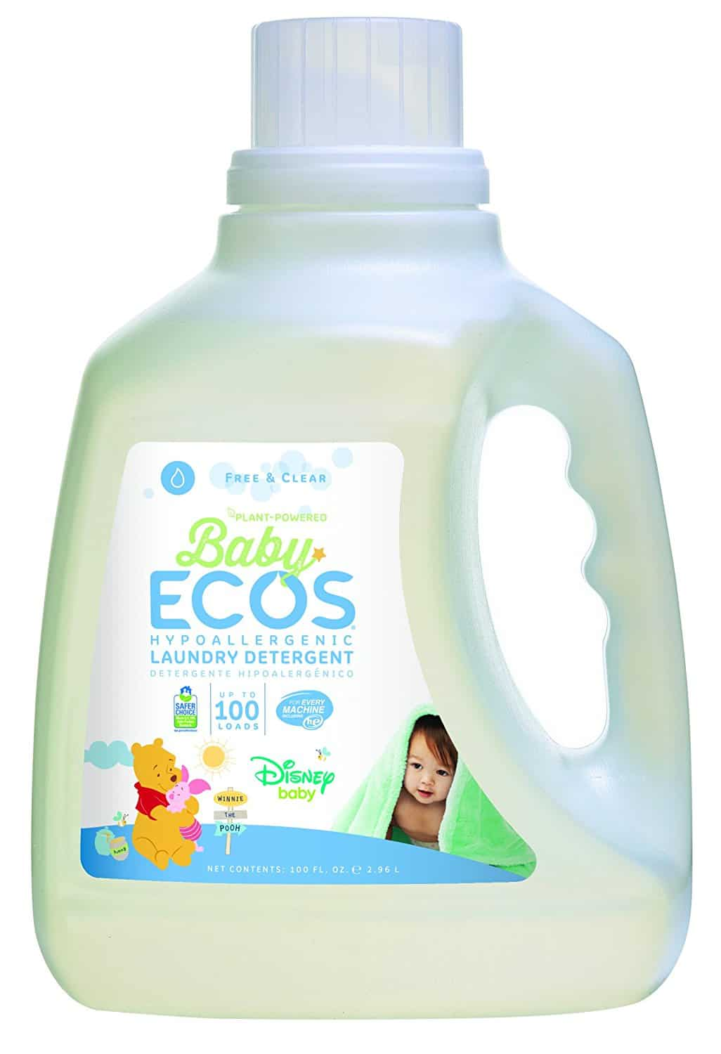 The Best Hypoallergenic Laundry Detergent for Baby Clothes ...