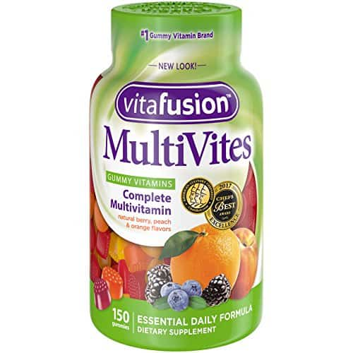 Best Natural Multivitamin For Adults