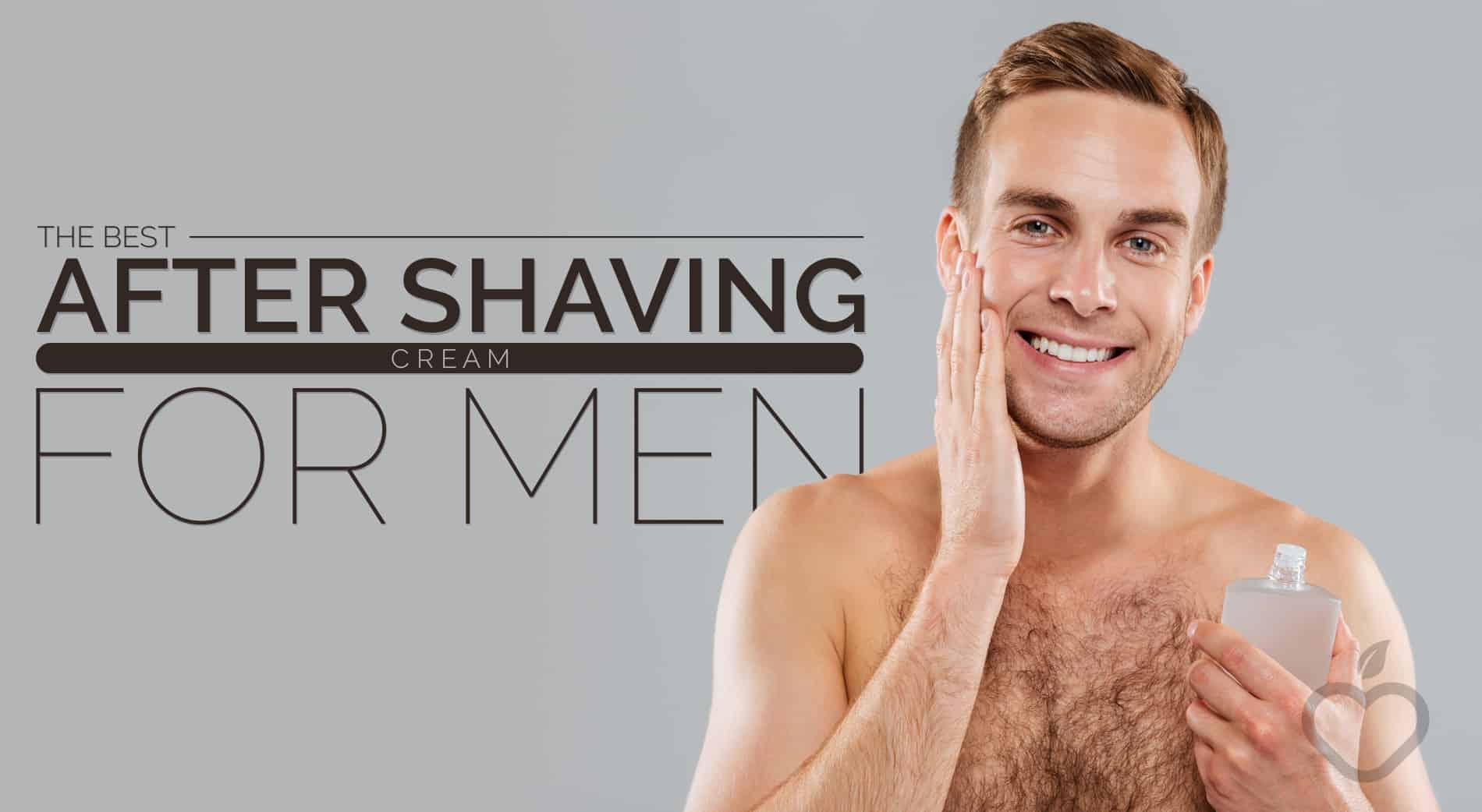 After Shaving Cream Image Design 1 - The Best After Shaving Cream for Men