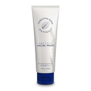 Christine Moss Organics Facial Wash 1 300x300 - The Best Exfoliating Cream for Acne Prone Skin