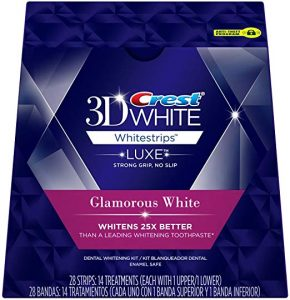 Crest 3d Whitestrips Glamorous White 290x300 - What are the Finest Tooth Whitening Merchandise in 2018