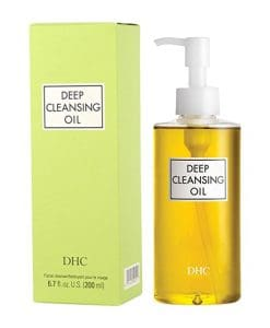 DHC Deep Cleansing Oil 247x300 - Best Skin Care Supplement for Teenagers
