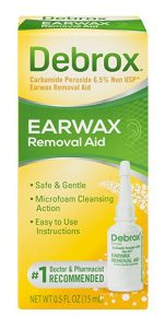 Debrox Drops Earwax Removal Aid drops 152x300 - What's the Finest Strategy to Clear Ears (Prime Ear Cleaners within the Market)