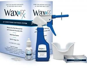 Doctor Easy Wax Rx Ph Conditioned Ear Wash System 300x235 - What's the Finest Strategy to Clear Ears (Prime Ear Cleaners within the Market)