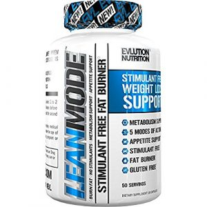 Evlution Nutrition Lean Mode  300x300 - The Best Weight Loss Supplement You Can Buy Online