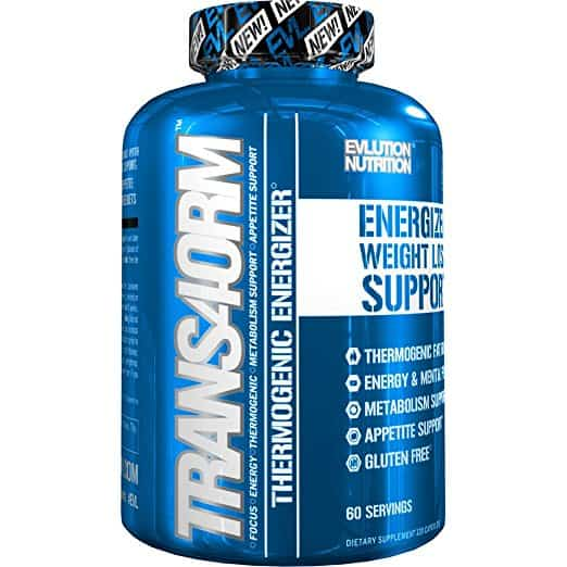 Evlution Nutrition Weight Loss Trans4orm - The Best Weight Loss Supplement You Can Buy Online
