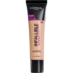 LOr%C3%A9al Paris Infallible Total Cover Foundation 300x300 - The Finest Full Protection Basis