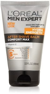 L Or%C3%A9al Paris Men Expert Hydra Energetic After Shave Balm 159x300 - The Best After Shaving Cream for Men