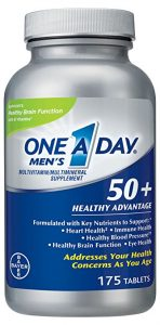 One A Day Mens 50 148x300 - How To Discover The Greatest Nutritional vitamins for Males Over 50