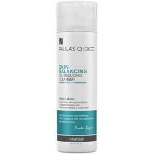 Paulas Choice SKIN BALANCING Oil Reducing Cleanser 300x300 - What's The Greatest Each day Face Wash For Oily Pores and skin