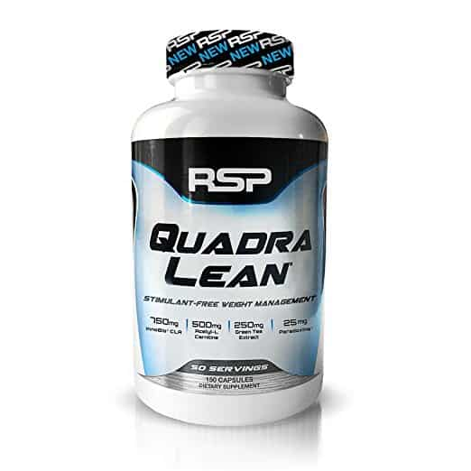 RSP QuadraLean - The Best Weight Loss Supplement You Can Buy Online