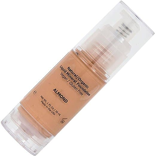 Shimarz Full Coverage Liquid Mineral Matte Foundation - The Finest Full Protection Basis