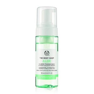 The Body Shop Aloe Vera Calming Foaming Wash 300x300 - What's The Greatest Each day Face Wash For Oily Pores and skin