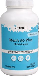 Vitacost Mens 50 Plus Multi Vitamin 157x300 - How To Discover The Greatest Nutritional vitamins for Males Over 50