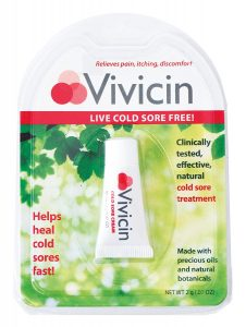 Vivicin Cold Sore Cream 226x300 - What's The Greatest Treatment for Chilly Sores