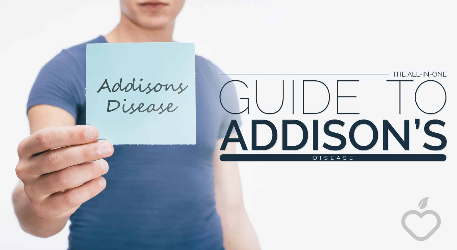 Addisons Disease Image Design 1 - The All-In-One Information to Addison's Illness