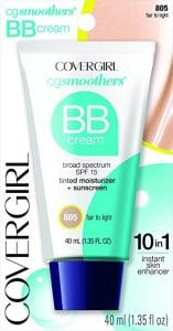 COVERGIRL Smoothers Lightweight BB Cream 157x300 - How To Discover The Greatest Drugstore BB Cream
