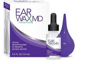 Earwax MD Earwax Removal Kit With Rinsing Bulb 300x214 - What Is The Greatest Method To Take away Ear Wax In 2018