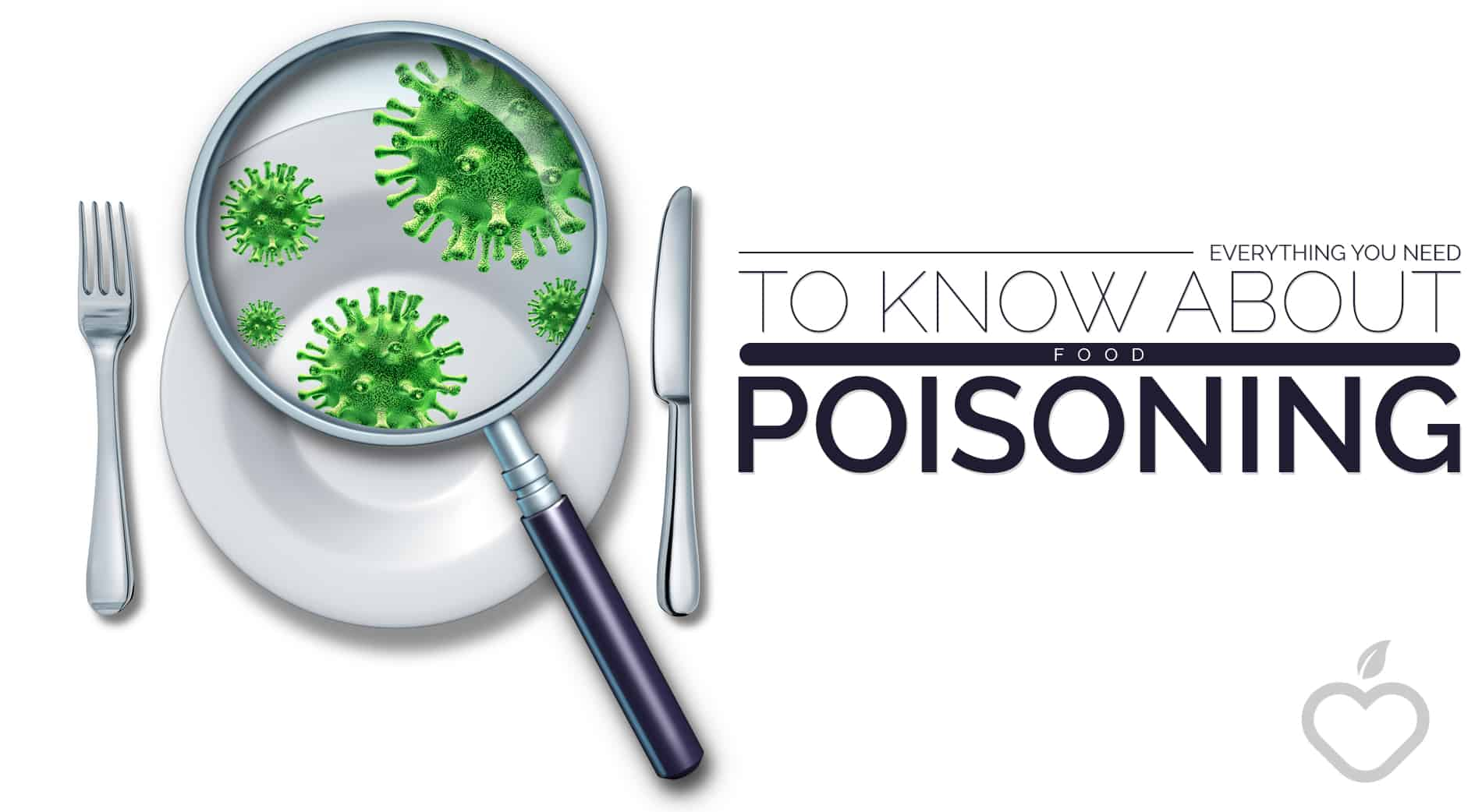 Food Poisoning Image Design 1 - All the things You Have to Know About Meals Poisoning