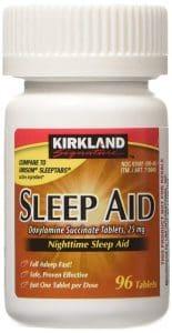 Kirkland Signature Sleep Aid  155x300 - What Is The Greatest Over The Counter Sleep Help?