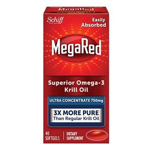 MegaRed Ultra Concentration Omega 3 Krill Oil 300x300 - What Is The Finest Omega Three Complement in 2018